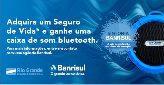 Promoção Sintonia Banrisul