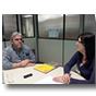<p>Entrevista com empregado da Área de Tecnologia, ingressou na Banrisul Processamento de Dados S.A. no ano 1976.</p>