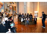 Museu Banrisul recebe estudantes universitários da PUCRS