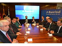 Banrisul apresenta resultados e diz que tem recursos e apetite para financiar investimentos no RS