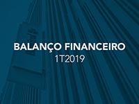 Banrisul registra lucro líquido de R$ 320 milhões no 1º trimestre de 2019