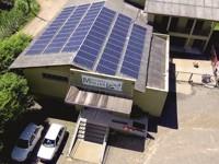 Banrisul financia sistema de placas fotovoltaicas