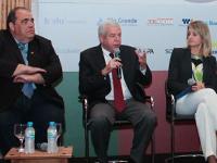 Presidente do Banrisul destaca modernização tecnológica da instituição em evento da Federasul