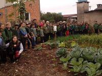 Escola em Dom Pedro de Alcântara fortalece Projeto Plantar Hoje Para Colher Amanhã