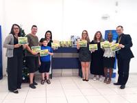 Programa Sementes promove ação socioambiental em escolas da Capital