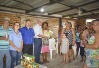 Comunidades Quilombolas de São Lourenço do Sul recebem sementes