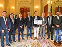 Governo do Estado, Banrisul e Apropampa firmam convênio para desenvolver a pecuária