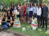 Escolas da Restinga recebem sementes do Banrisul para qualificação da alimentação escolar