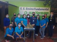 Programa Sementes Banrisul beneficia mulheres de Miraguaí