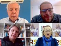 Banrisul doa recursos para continuidade de pesquisa epidemiológica da UFPel e Instituto Pesquisas de Opinião