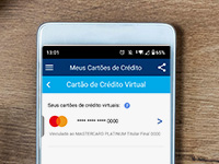 Cartão de crédito virtual do Banrisul já realizou mais de 1,1 milhão de transações