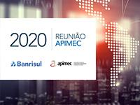 Banrisul apresenta resultados de 2020 para investidores e acionistas no ciclo de reuniões da Apimec