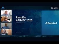 Banrisul apresenta desempenho e atuação no mercado financeiro em evento da Apimec