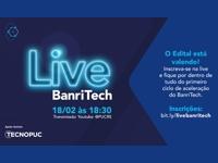 Banrisul promove live sobre o BanriTech nesta quinta (18)